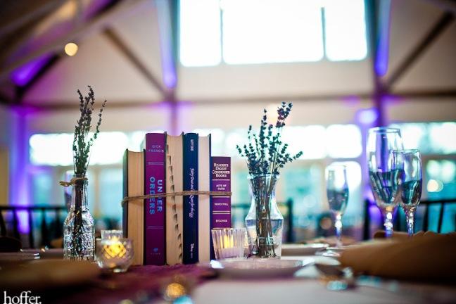 Erika-Lenzi-wedding-book-centerpiece-riverdale-manor-lanctaster