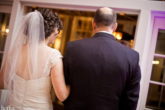 Erika-Lenzi-wedding-walk-down-aisle